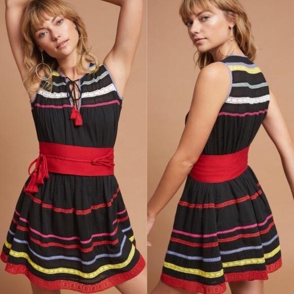 Anthropologie Dresses & Skirts - Anthropologie Esmeralda Carolina k dress size M